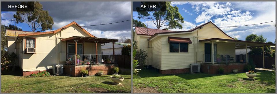 Home Renovation in Penrith, Sydney
